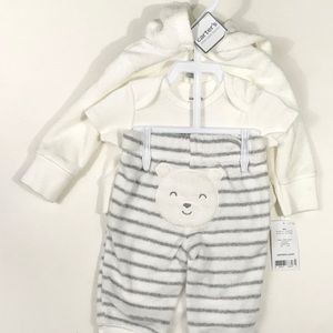 ⭐️NWT⭐️Carter's 3 Piece Outfit